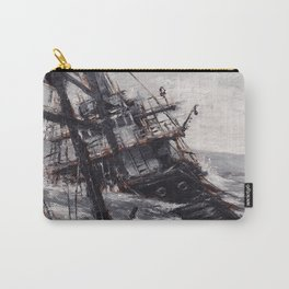 All Hands On Deck Carry-All Pouch