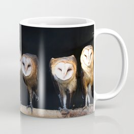 Owls the family Coffee Mug