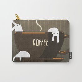 Morning Vibes Carry-All Pouch