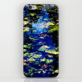 Water is the Color of Life iPhone Skin