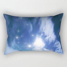 Starwaves Rectangular Pillow
