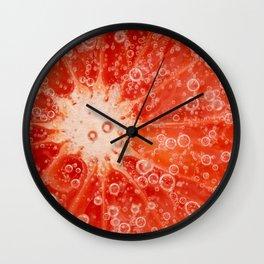 Bubbly GF Wall Clock