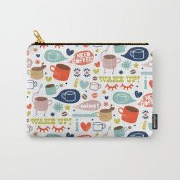 Caffeine Addict Carry-All Pouch