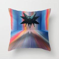 Mothagram Throw Pillow