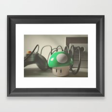 Dorky Framed Art Print
