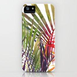 The Jungle vol 3 iPhone Case