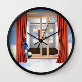 In memory of 31 july 1910 Wall Clock