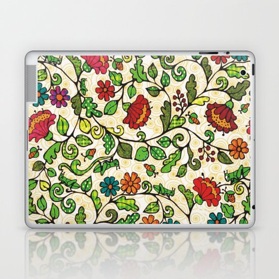 Grillos Laptop & iPad Skin