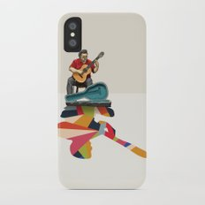 Walking Shadow, Guitarist iPhone X Slim Case