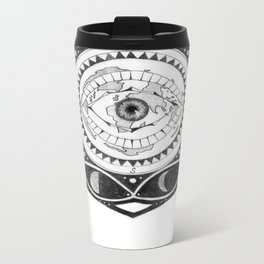 Future Vision Metal Travel Mug