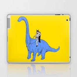 Dinosaur B Laptop & iPad Skin