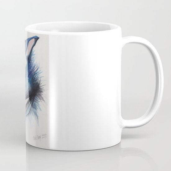 Cheshire Cat Grin - Alice in Wonderland Mug