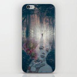 Fascinator iPhone Skin