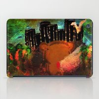 urban iPad Cases featuring Urban by Shereen Yap