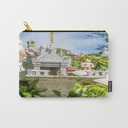 Wat Phnom Spirit House, Cambodia Carry-All Pouch