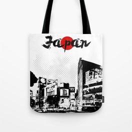 Japan Life Tote Bag