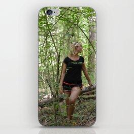 sotto bosco iPhone Skin