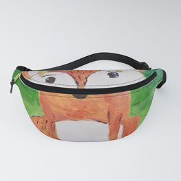 Fio's Red Vixen Fanny Pack