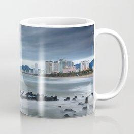 Morning Skyline Nha Trang Vietnam Coffee Mug