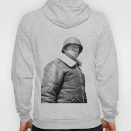 General George Patton Hoody