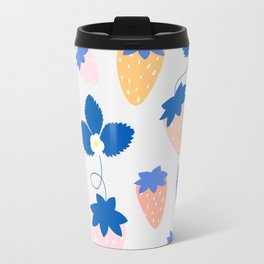 SWEET STRAWBERRIES Travel Mug