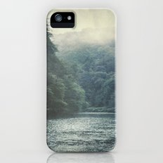 valley and river Slim Case iPhone (5, 5s)