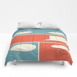 Empty Comic Comforters