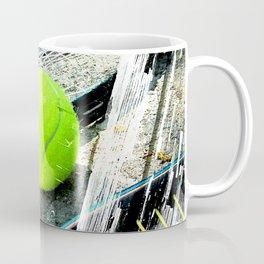 Tennis art 4 Coffee Mug