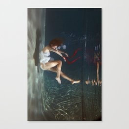 Submerge 2 Canvas Print