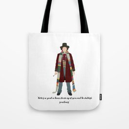 Fourth Doctor Tote Bag