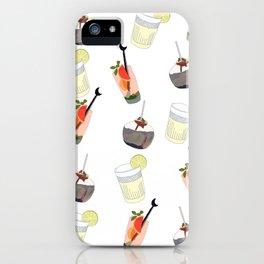 Beach Hydration iPhone Case