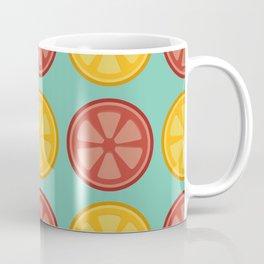Juicy Citrus Coffee Mug