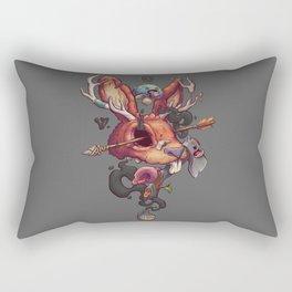 JACKALOPE Chimera Rectangular Pillow