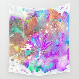 Spring mood Wall Tapestry