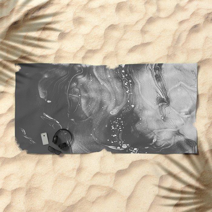 STRANGER Beach Towel