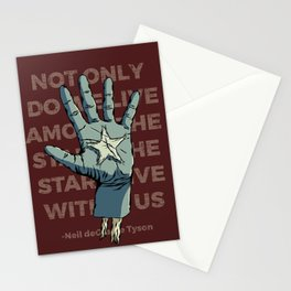 Stars Within Us Stationery Cards