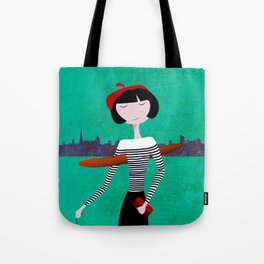 My french mood Tote Bag
