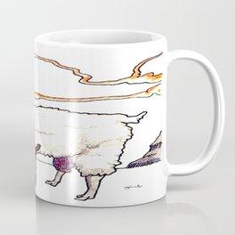 Dali Llama Coffee Mug
