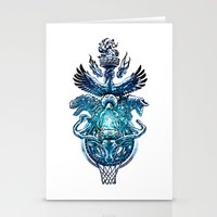 nba Stationery Cards featuring NBA Eastern Conference by Andy Tsang   www.tsangart.com