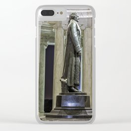 Thomas Jefferson Memorial Clear iPhone Case