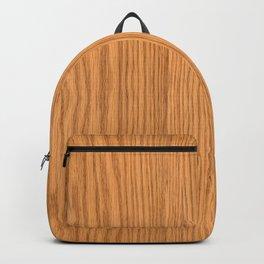 Wood 3 Backpack