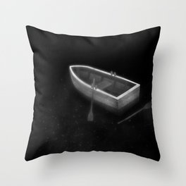 Annan Water Throw Pillow