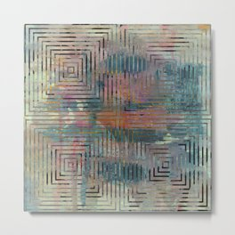 Innervision Metal Print