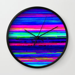 every color 096 Wall Clock