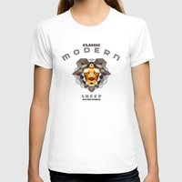 sheep T-shirts featuring SHEEP by toprock