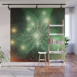 Geometry Dreaming Wall Mural