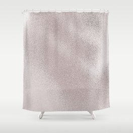 Fairydust Blush Shower Curtain