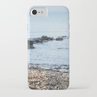 denmark iPhone & iPod Cases featuring Denmark Beach by Kayleigh Rappaport