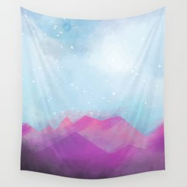 Mountain Dream Wall Tapestry