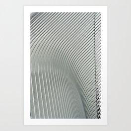 World Trade Center - Oculus Art Print